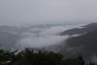 奥多摩御岳山の雲海 - 日本あちこち撮り歩記