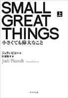 SMALL GREAT THINGS  小さくても偉大なこと / Jodi  Piccoult  ジョディ・ピコー - Lazygardener