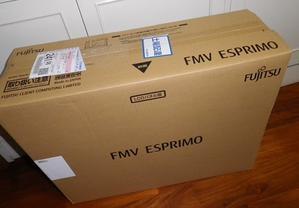 SONY VAIOからFMV ESPRIMOへ -