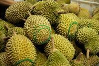 シンガポール最後のドリアン@Ah Seng Durian - 旅の備忘録