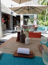 Vakkaru Maldivesのイタリアン・レストラン@Isoletta(イソレッタ)でランチ♪ - 香港極妻日記 ー極楽非凡なアメリカ人妻日記 in 香港ー