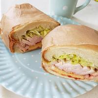 手作りサンドイッチ&冷やし麻辣担々麺♪ - kedi*kedi