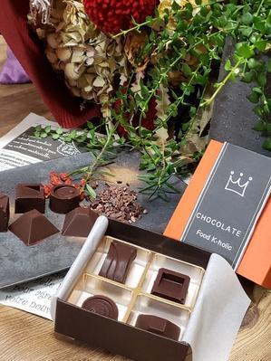 チョコレートの試作 - PALOS CLOTHING フィットネスブログ