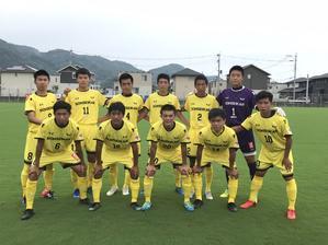 創成館サッカー部ログ
