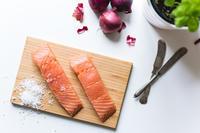 ほうれん草と鮭のクリーム煮 - カリフォルニアママの雑記帳