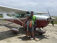 夏休みにセスナの操縦 - ENJOY FLYING ~ セブの空