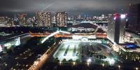 東京ベイ有明ワシントンホテル→天喜代→東京ばななオリンピックバージョン - おでかけごはん