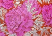 牡丹② - 絵と庭