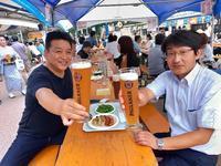 先ずは金沢オクトーバーフェストで高級ビールだぁ - 酎ハイとわたし