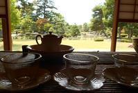 2019年9月の藤田記念庭園茶会 開催のお知らせ - Tea Wave  ~幸せの波動を感じて~