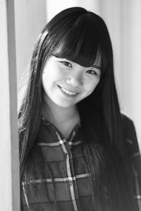 三浦彩楓ちゃん33 - モノクロポートレート写真館