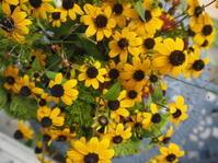 フラワーデザイン花束 - グリママの花日記