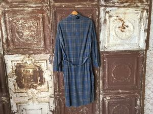 Montgomery Ward Brent Printed Flannel Gown -