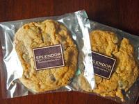 スプレンダー『チョコレートチップクッキー』 - もはもはメモ2