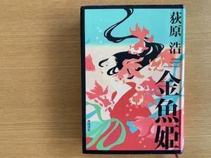 『金魚姫』読了。そして今日はnuinui教室の日曜日であった - 新生・gogoワテは行く!