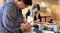 【7月のお教室より🌻ポプリポット作り】 - 出張陶芸教室げんき工房