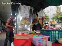 バンコク3日目✩カオサン周辺、安くて旨いもの祭り - 酒飲みパンダの貧乏旅行記 第二章