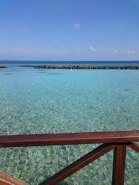 モルディブ3日目の午後 - 沖縄の休日2