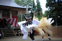 1628 菅原神社のお祭り - 四季彩空間遠野