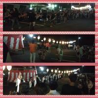 芳養地区盆踊り大会 - かよの「いっぽ、にほ」