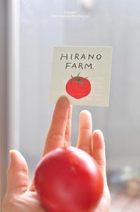 今年も絶品トマト届きました - Awesome!