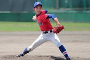 練習試合 福知山成美vs小野高校5 - 福知山ボーイズクラブ