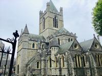 アイルランド2日目その1-クライストチャーチ大聖堂 - ブツヨク日和-年収300万円で目指せ丁寧な暮らし