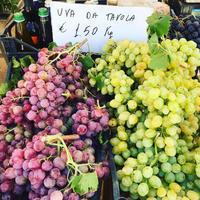 少しずつ秋の足音、、、@農民市場で感じる秋の訪れ - 幸せなシチリアの食卓、時々旅