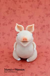 こぶた * Pig - … いづみのつぶやき