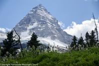 導かれて…Mt.アシニボイン(3618m)登頂 - ヤムナスカ Blog
