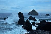 みちのく小袖海岸2 - みちのくの大自然