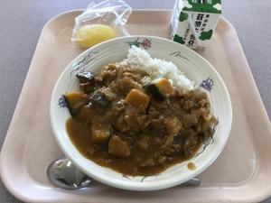 今日の給食 -