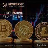 ブロックチェーン取引プラットフォーム - Proper Six