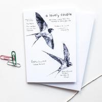8月も終わりに近づいてきました ツバメのカード、スケッチブック - ブルーベルの森-ブログ-英国のハンドメイド陶器と雑貨の通販