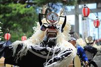 1632 小友まつり(長野しし踊り) - 四季彩空間遠野