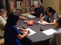 あまたの会『町家で英会話cafe101』ご報告 - MOTTAINAIクラフトあまた 京都たより