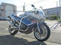 M本サン号 GSX-R1100とN尾っち号 YZF-R6の車検取得からのセロっち復活♪(笑) - バイクパーツ買取・販売&バイクバッテリーのフロントロウ!