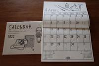 2020年カレンダー入荷! - 雑貨屋regaブログ