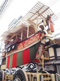 祇園祭 後祭 曳き初め - y's 通信 ~季節を彩る風物詩~