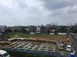 木造保育所の基礎工事 - 現場のことは俺に聞け!~東村山市 相羽建設の現場ブログ~