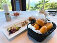 【熊本旅行】天空の船に宿泊した話3/朝食 - もふもふ あんど もぐもぐ