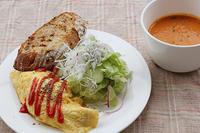 タンパク質重視朝ごパン - Nasukon Pantry