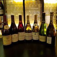 9月ワイン会プルミエクリュ飲み比べ - ブルゴーニュワインとシャンパン  ラ ブルゴーニュ