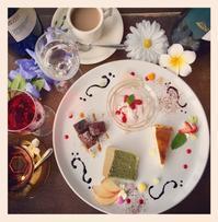 ゆっくり女子トークしたい♪女子会プラン🌸 - MIRAI restaurant&cafe
