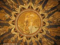 ネオニアーノ洗礼堂とダンテ@ラヴェンナ - アリスのトリップ2