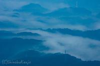 大雨 - 撃沈風景写真