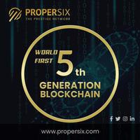 世界初の第5世代ブロックチェーン - Proper Six