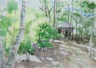 高原の朝 - ryuuの手習い