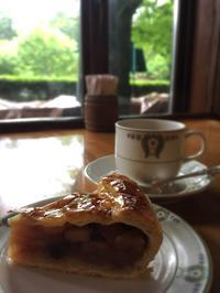 万平ホテルのアップルパイ - うつわ愛好家 ふみの のブログ