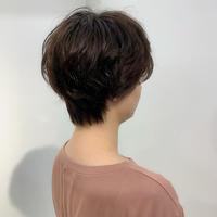 ショートヘアにパーマ - COTTON STYLE CAFE 浦和の美容室コットンブログ